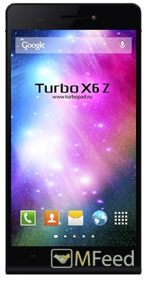 Смартфон Turbo X 6 Z Star