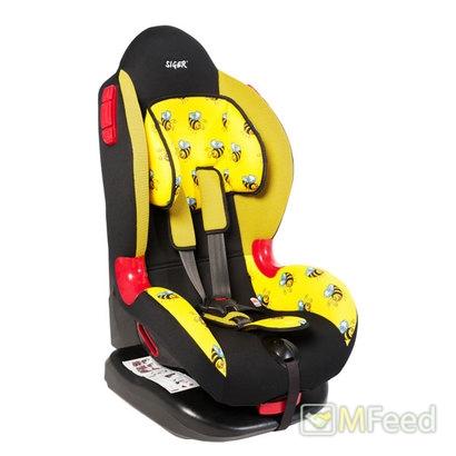 Автомобильное кресло Кокон (пчелка)
