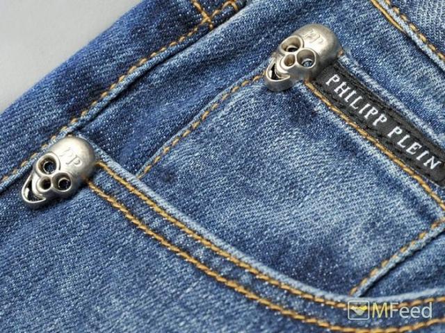 Оригинальные мужские джинсы PHILIPP PLEIN