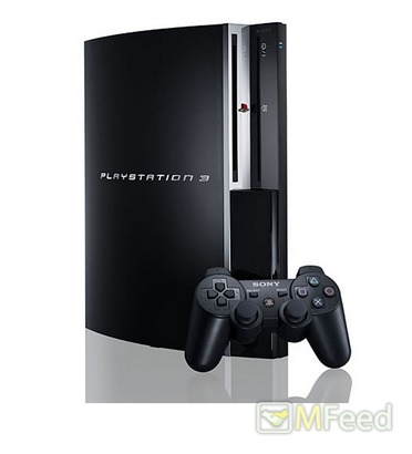 Прошитая Sony Playstation 3 600GB