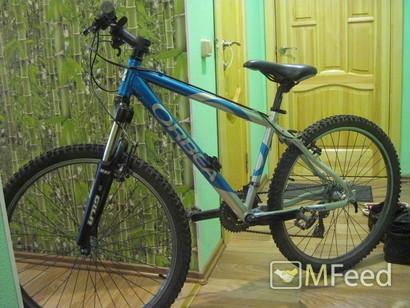 Велосипед ORBЕA
