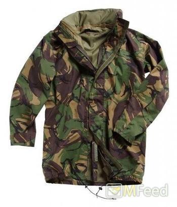 Куртка непромокаемая DPM (Gore-Tex)