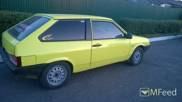 ВАЗ 2108 1987 года выпуска
