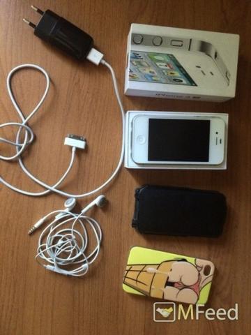 Продажа или обмен iPhone 4s