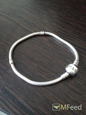 Оригинальный браслет Pandora 18 размера