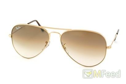 Легендарные очки Ray Ban Аviator