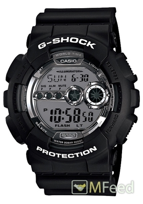 Casio G-Shock GD-100BW