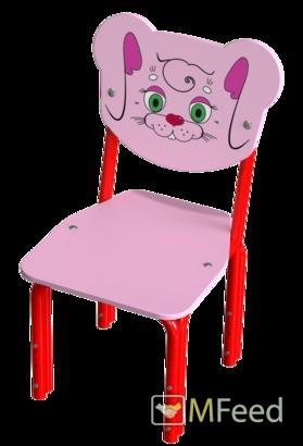 Детский стульчик (регулируется по высоте)