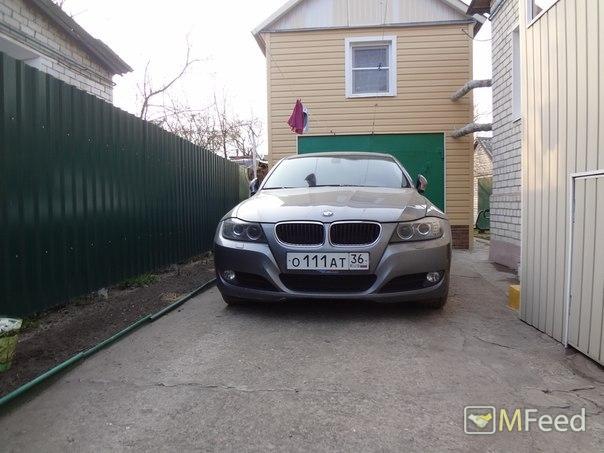 BMW 320, коробка автомат, 2008 года