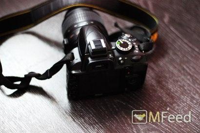 Фотоаппарат nikon d3100 c объективом 18-55 мм