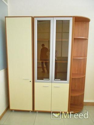 Комплект мебели высокого качества - 3 шкафа