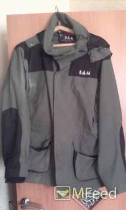 Куртка рыбака охотника грибника
