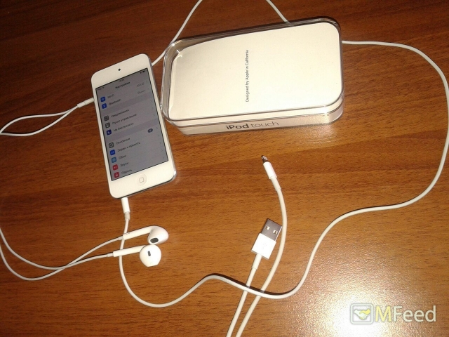 iPod 5g white 64gb