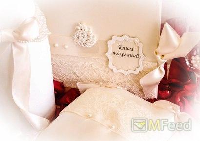 Свадебные аксессуары ручной работы
