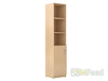 Шкаф узкий 386х359х1814