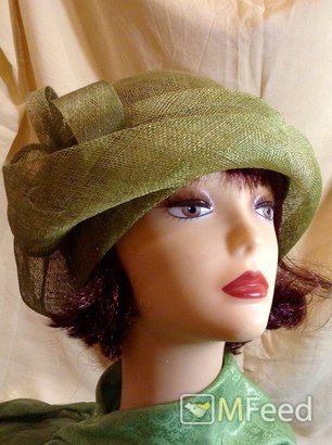 Авторская летняя шляпа
