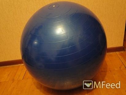 Мяч для фитнеса (Gym ball) Body Gym 75см