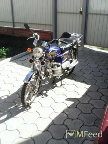 Мопед Hors Alpha 72cc