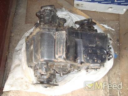 Раздаточная коробка на КамАЗ-4310