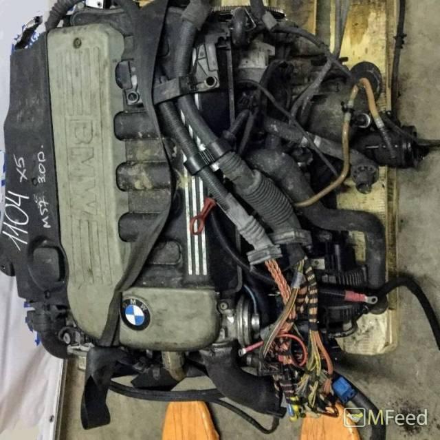 Мотор M57 D30 для BMWX5d 2010 дорест.