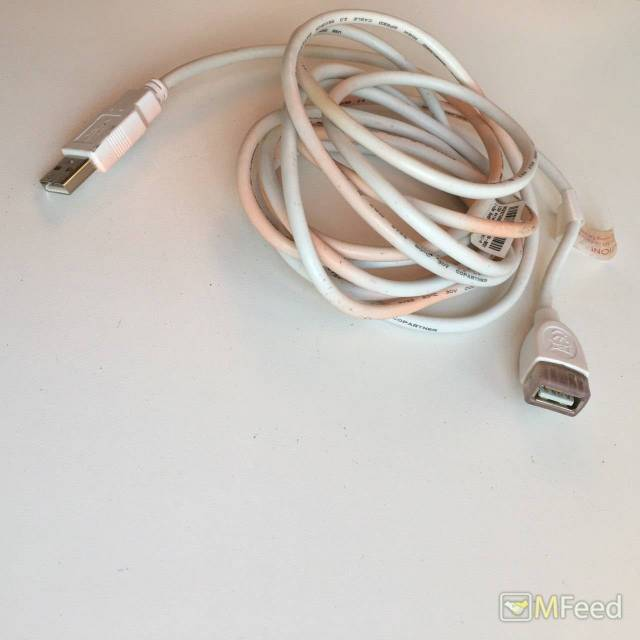Удлинитель USB кабеля 3 метра
