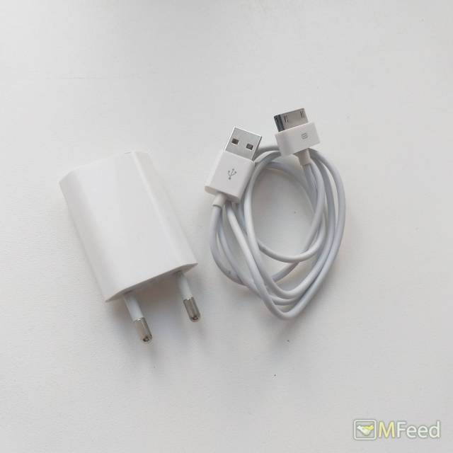 Зарядное устройство и кабель для Apple iPhone 4S