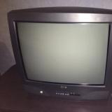 Старенький телевизор LG