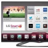 3D телевизор LG 42la660v