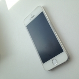 Apple iPhone 5s Silver в полном комплекте