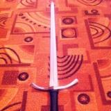 Текстолитовый меч