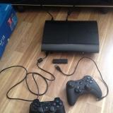 Sony Playstation 3 с играми и 2 джойстиками