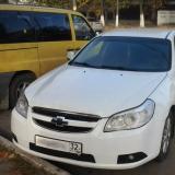 Автомобиль Chevrolet Epica 2011 года