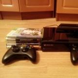 Xbox 360 black slim 250GB с freeboot