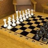 Новые шахматы классические поле 46см дерево