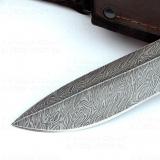Нож из дамасской стали, Пехотинец