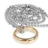 Кольцо Всевластия, материал - карбида вольфрама