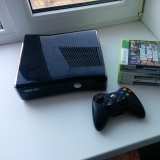 Обменяю XBox 360 с играми на iPhone или iPad