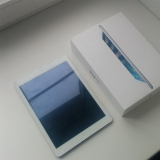 Apple iPad Air 16GB Wi-FI + чехол Smart case