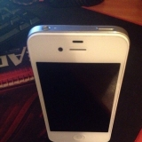 Apple iPhone 4s White 8gb