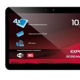 Планшет Explay Scream 3G