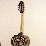 Концертная гитара ручной работы для коллекционера