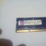 Оперативная память для ноутбука Kingston 4GB