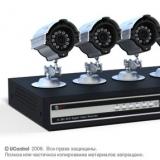IP Комплект видеонаблюдения уличный