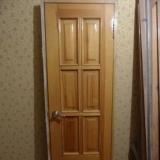 Межкомнатная деревянная дверь Б/У