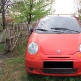 Красный Daewoo Matiz