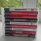 Продам/обменяю Playstation 3 Super Slim + 9 дисков
