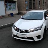 Toyota Corolla E180 2013 года выпуска