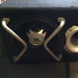 Корпусной пассивный сабвуфер JBL GT5-1204BR