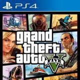 GTA V для Playstation 4