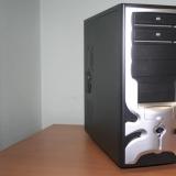 Компьютер с монитором, клавиатурой, мышью и т.д.
